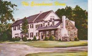 The Eisenhower Home Gettysburg Pennsylvania