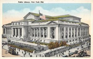 13309  NY   New York City   Public Library