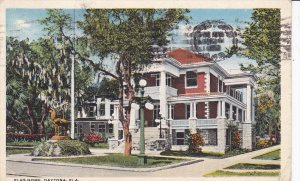 DAYTONA, Florida, PU-1920; Elks Home