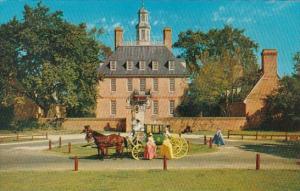 Governor's Palace Williamsburg Virginia