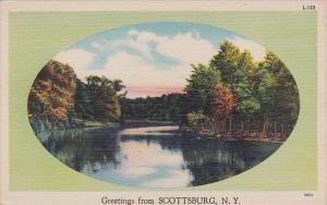 Greetings From Scottsburg New York