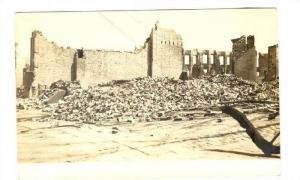RP,Burnt Bldgs, 1/9, Chelsea, Massachusetts, fire of April 12, 1908