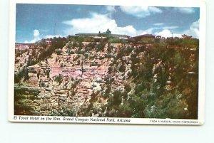 Buy Postcard El Tovar Hotel Fred Harvey Restaurants Arizona