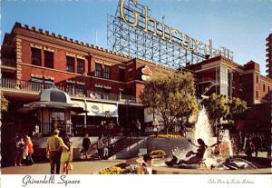 Ghirardelli Square - San Francisco, California