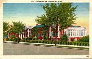 Tennessee Kingsport The Kingsport Inn
