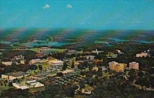 South Carolina Clemson Aerial View Clemson University