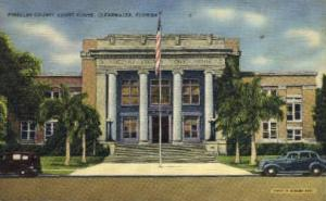 Court House Clearwater FL Unused