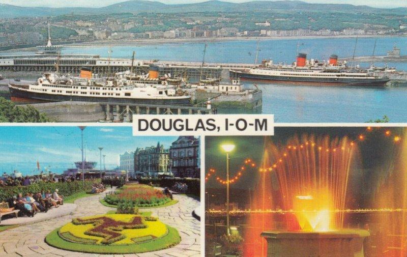 DOUGLAS , I-o-M , 1977