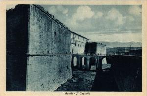 CPA Aquila Il Castello. ITALY (449829)