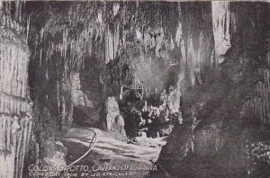 Collins Grotto Caverns Of Luray Virginia