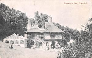 Lowestoft United Kingdom, Great Britain, England Sparrow's Nest Lowestoft Spa...