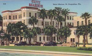 Hotel Marion St Augustine Florida