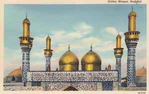 Golden Mosque , BAGDAD , Iraq , 30-40s