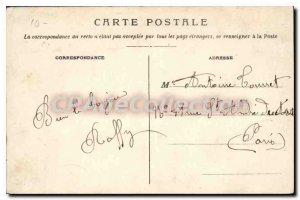 Postcard From Old Menton Garavan The Bale