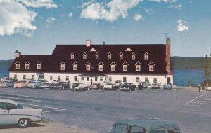 QUEBEC, Canada, 1950-1960's; Laurentide Park, Auberge L'etape Inn