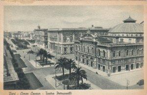 BARI , Italy , 10-20s ; Corsa Cavour - Teatro Petruzzelli