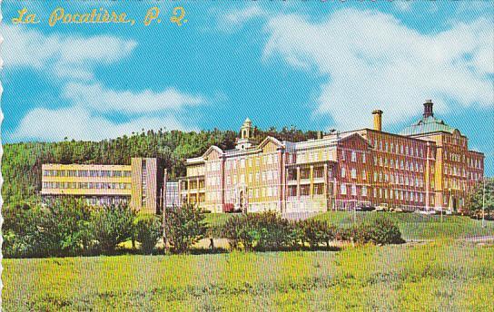 LA POCATIERE , Quebec , Canada , 50-60s ; L'Institut De Technologie Agricole