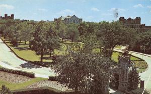 Oklahoma City Oklahoma~University Of Oklahoma~1964 Postcard
