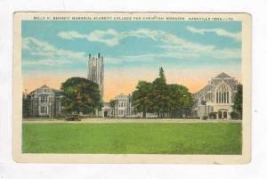 Belle H. Bennett Memorial Scarritt College,Nashville,TN