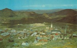 The Famous Comstock Lode, Virginia City, Nevada, 1966 use...