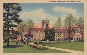 Indian South Bend Saint Marys College