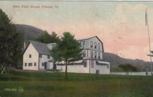 Glen Falls House, FAIRLEE, Vermont, PU-1912