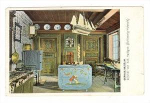 Zimmer Von Den Halligen, Schleswig-Holstein, Germany, 1900-1910s