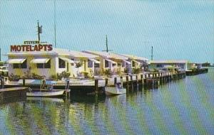Florida Marathon Shores Stevens Botel Apartments In The Florida Keys