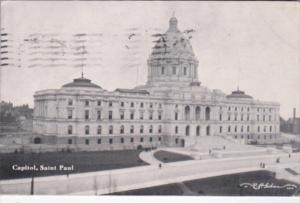 State Capitol Building St Paul Minnesota 1908