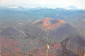 Sunset Crater National Monument - Arizona