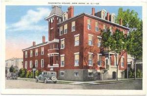 Oaksmith House, New Bern, North Carolina, 20-40s