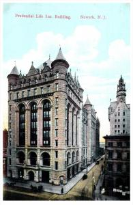 16658  NJ Newark  Prudential Life Insurance Bldg