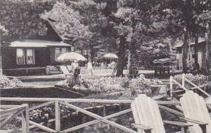 Maine East Sebago East Section of The Grounds West Shore Hotel and Cottages A...