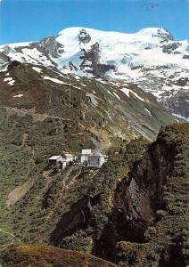 Switzerland Engelberg Truebsee Blick gegen Titlis Mountain
