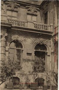CPA PARIS (4e) Ecole Massillon. Quai des Celestins. (539983)