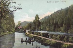 Dalslands Canal, Sweden, 00-10s
