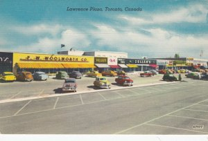TORONTO , Ontario , Canada , 30-40s ; Lawrence Shopping Plaza , Woolworth Store