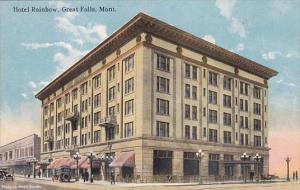 Hotel Rainbow Great Falls Montana