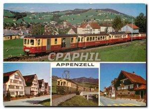 Modern Postcard Appenzell