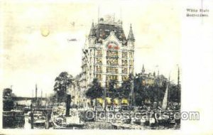 Witte Huis, Rotterdam, Netherlands Hold to Light Postcard Postcards Witte Hui...
