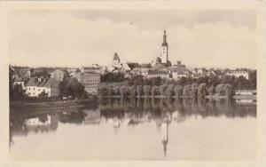 Czech Republic Tabor General View Real Photo