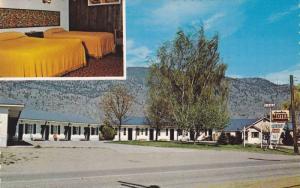Avalon Motel & Trailer Park , OSOYOOS , B.C. , Canada , 50-60s