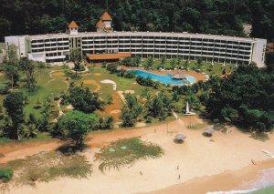 Desaru Hotel Malaysia Postcard