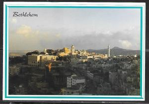 Israel, Bethlehem, overview, unused