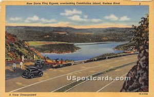 New Storm King Bypass - Hudson RIver, New York