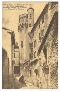 Périgueux , France, 00-10s   Maison du xv siecle dite Hotel Sallegourde