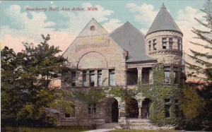 Michigan Ann Arbor Newberry Hall