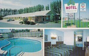Iowa Spirit Lake Friendship Inn Shamrock Motel With Pool
