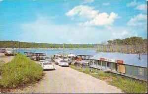 AR Bull Shoals Lake Tucker Hollow Boat Dock