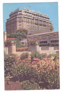 Sheraton-Brock Hotel, Niagara Falls, Ontario, Canada, 40-60s
